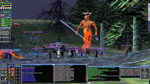 how players revived star wars galaxies and everquest rock paper