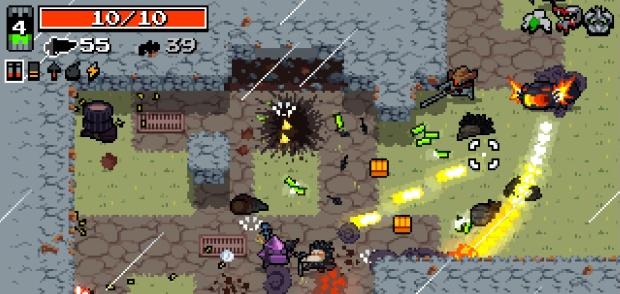 скачать через торрент игру Nuclear Throne - фото 2