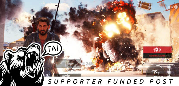 Just cause 2 patch 1.02 pc