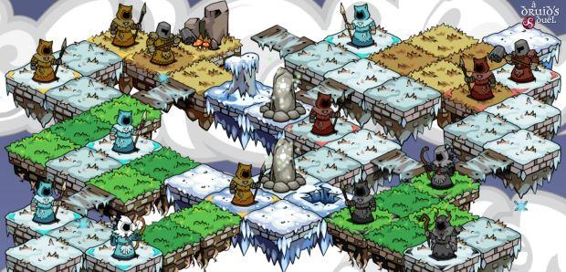 A Druid's Duel screenshot