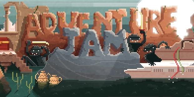 AdventureJam logo