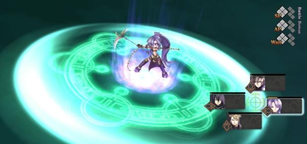 Agarest 2 screenshot