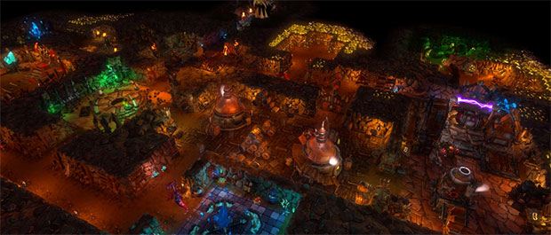 Here is my hype-heavy quote: Dungeons 2 is probably some sort of strategy game