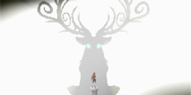 The Deer God screenshot