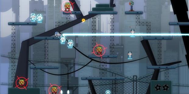 Tiny Robot Justice Squad screenshot