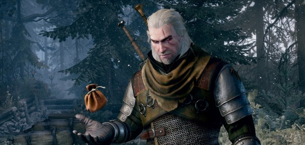 That's barely even a beard, Geralt. You'll have to try harder than that