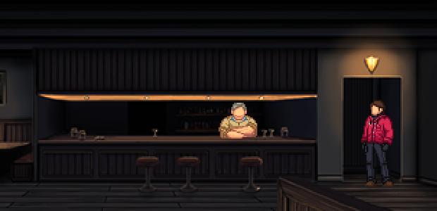Always appreciate a sturdy bartender.