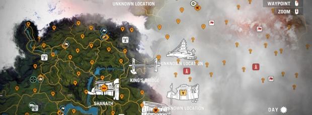 Lets Not Play Far Cry Rock Paper Shotgun - Far cry 4 world map blank
