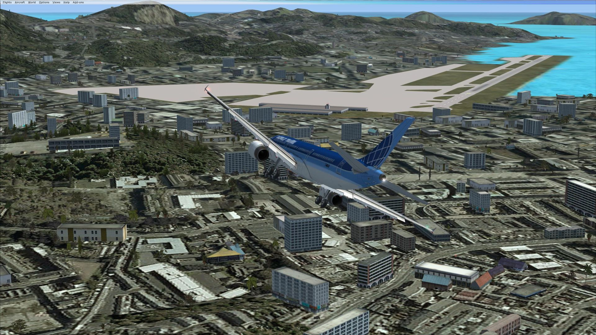 First Official New Flight Simulator X Add-On Announced   Rock Paper