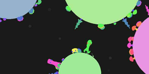 You bet I threw that green guy into space!