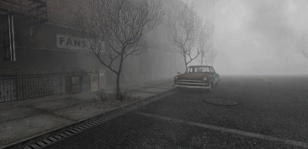 BOO! GHOST CAR!