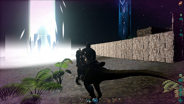 Ark how to avoid turrets