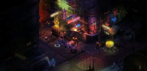 Where else would shadowrunners set up base?
