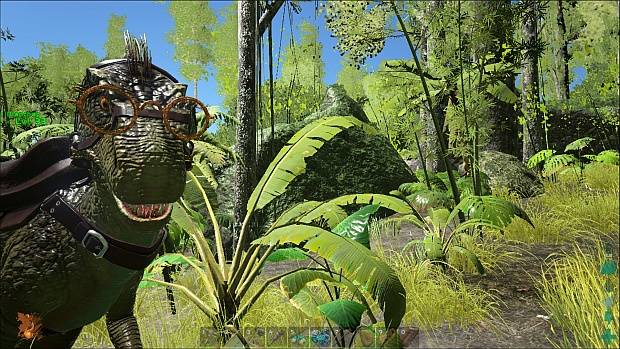 An anthropological jaunt through ark survival evolved rock paper an anthropological jaunt through ark survival evolved rock paper shotgun malvernweather Image collections