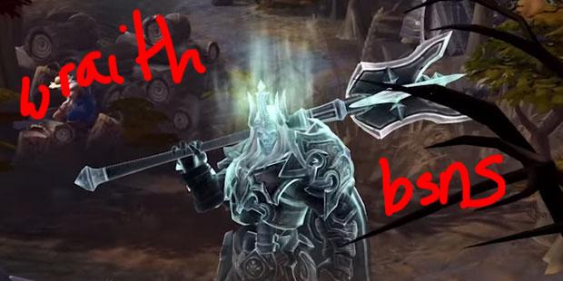 I'm a wraith, AMA