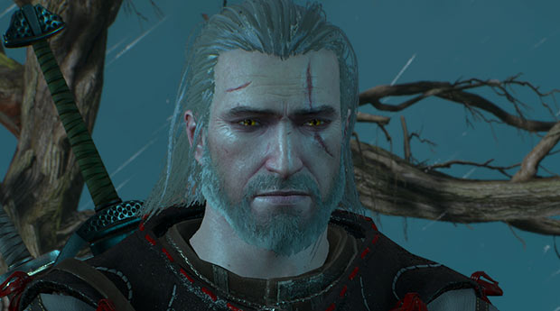 Geralt maybe actually does feel something