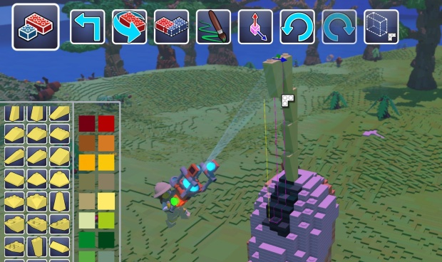 I Made A Willy And A Foo-Foo In LEGO Worlds   Rock, Paper, Shotgun