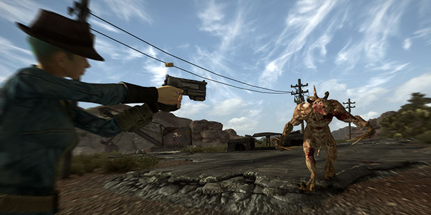 Fallout New Vegas Ultra Graphics Enb Mod