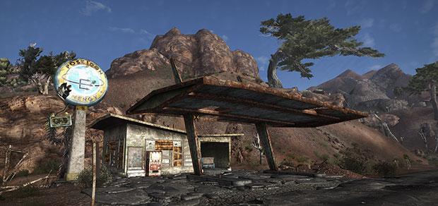 Fallout new vegas graphics mod Lawrenceburg - 2019