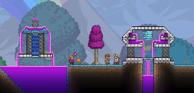 News all news every time another steam sale rolls around i always grab a few extra copies of terraria official site i like to hand them out to anyone on my friends gumiabroncs Gallery