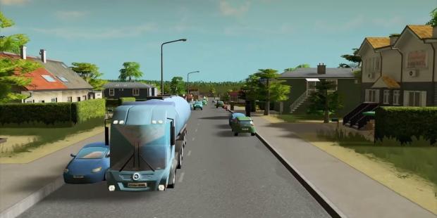 Cities: Skylines first person mod screenshot
