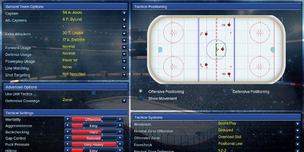 Hockey manager 2015