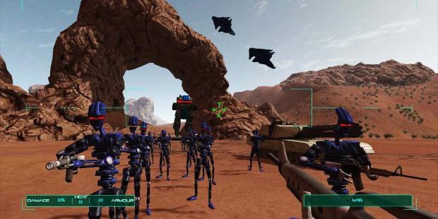 Executive Assault screenshot