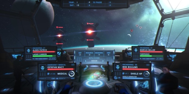 Into The Stars gameplay screenshot