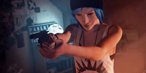 Life is Strange episode two screenshot