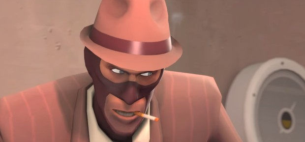 I just thought the Spy looked like a bookie here okay.