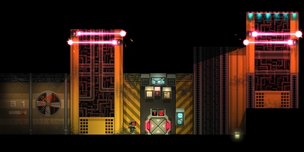 Stealth Inc 2 screenshot