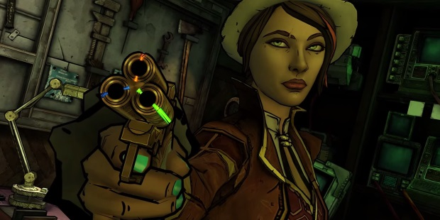 Tales From the Borderlands episode two screenshot