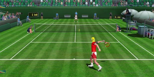 Tennis Elbow 2013 screenshot