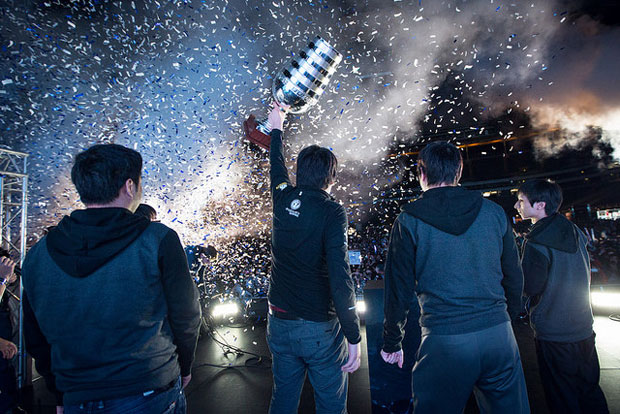 Invictus Gaming scooped last year's prize