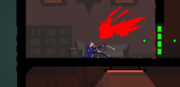 It's doubly tricky to avoid setting off alarms in Ronin because the levels occasionally repopulate with extra enemies who stumble upon your trail of corpses - corpses which you have no means of hiding. This is a terrible shame because furtively stacking corpses in closets is my number one favourite thing to do in stealth games, and probably also number one in the list of macabre game mechanics that you should not admit to enjoying loudly in public.
