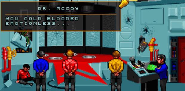 Star Trek Games With Kirk