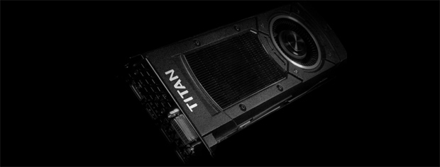 All in black: Nvidia's big new beastie