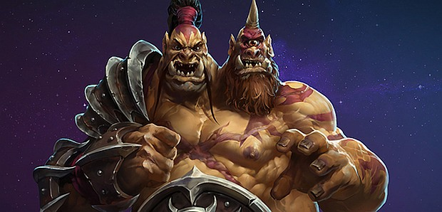 Cho'Gall in Heroes of the Storm
