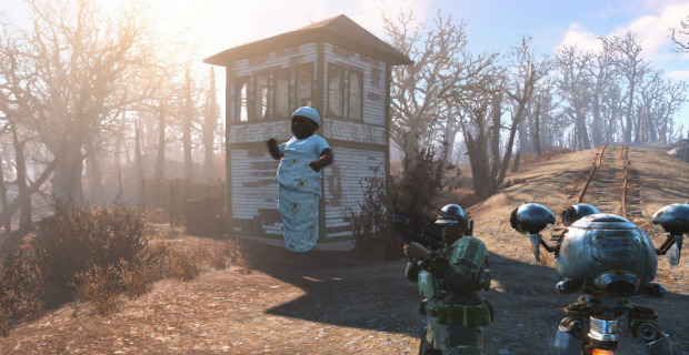 скачать мод на Fallout 4 Nexus Mod Manager - фото 7