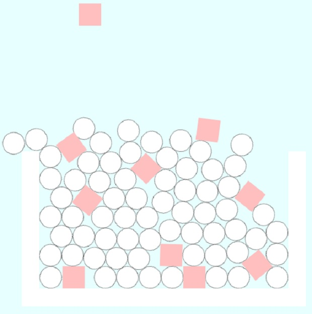 Just To Clarify, If The Red Cubes Touch You Will Lose The Game
