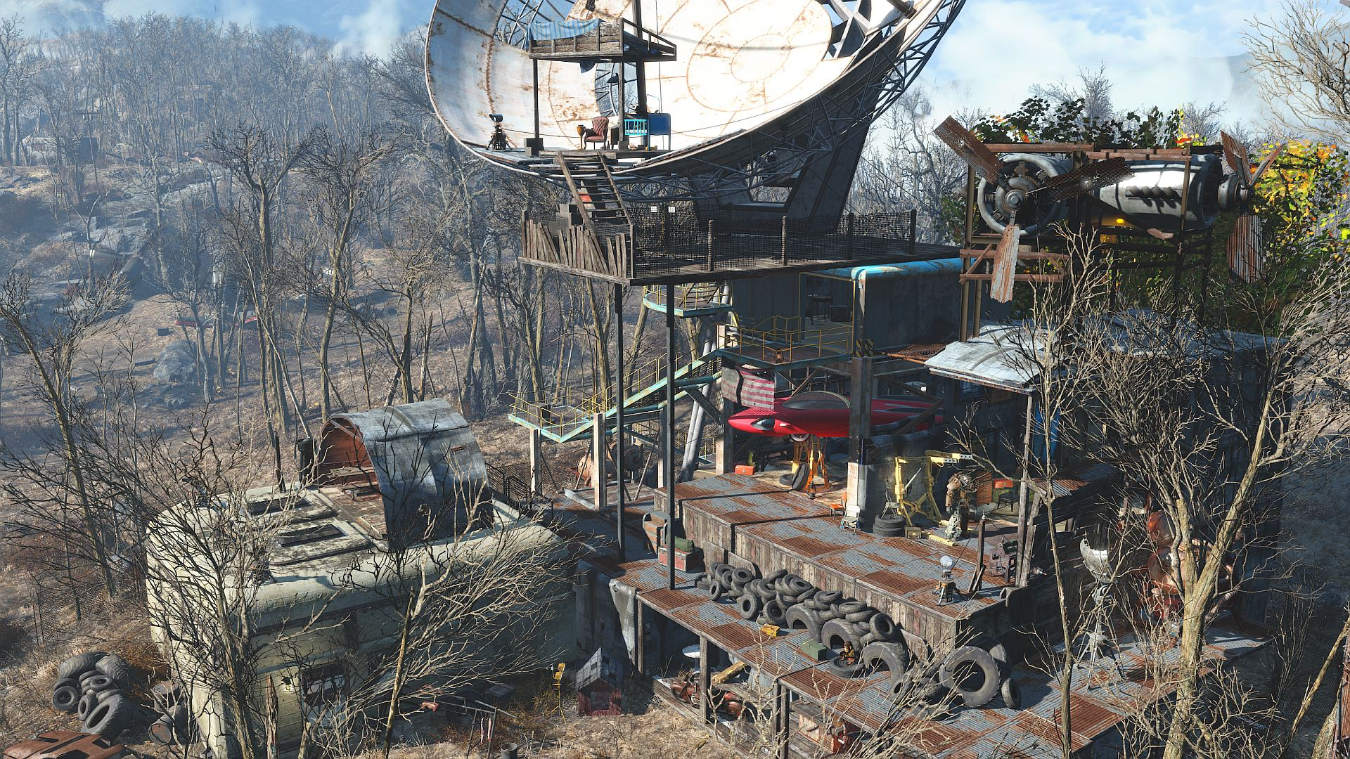 Awe Inspiring Fallout 4 Building Guide Rock Paper Shotgun Caraccident5 Cool Chair Designs And Ideas Caraccident5Info