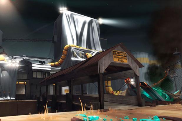 Team Fortress 2 starts Invasion event   Rock, Paper, Shotgun