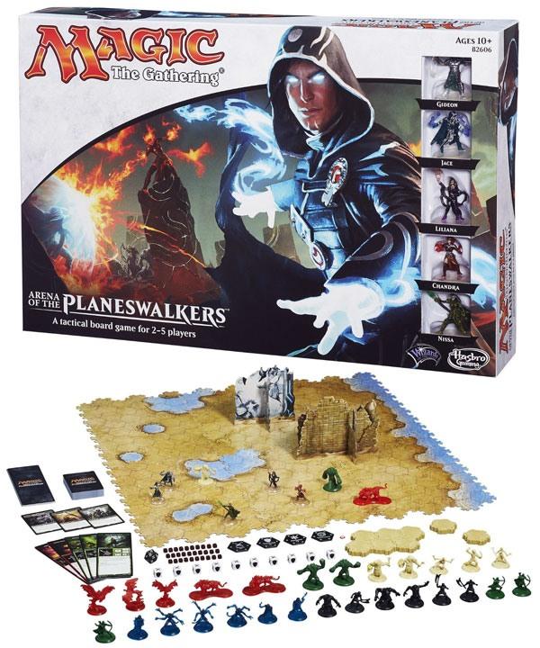 Cardboard Children – MtG – Arena of the Planeswalkers ... Planeswalker Arena