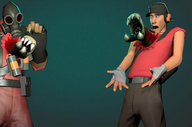 Team Fortress 2 starts Invasion event | Rock, Paper, Shotgun