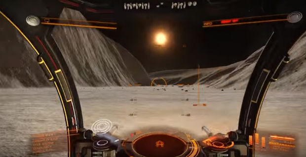 24 Hour Mechanic >> Elite: Dangerous Horizons new details | Rock Paper Shotgun