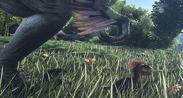 Ark Survival Evolved Island Guide Rock Paper Shotgun