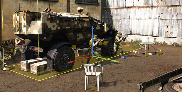 arma 3 all vehicles map  pc