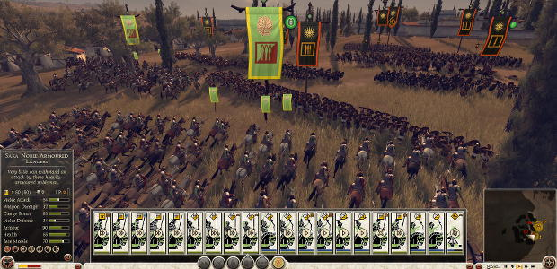 This is Rome II, this one.