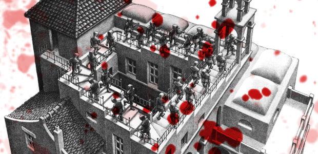 Call Of Duty: Infinite Warfare Might Be A Procedurally-Generated Escherian Nightmare