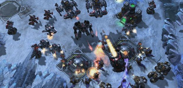 Mech Me: StarCraft II Big Balance Overhaul Incoming